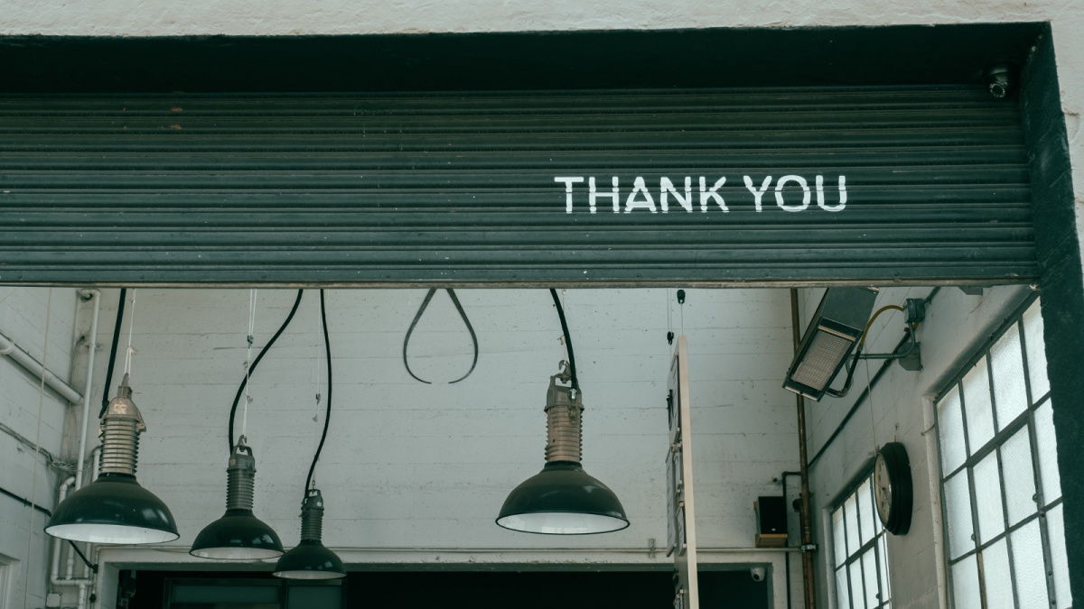 Converting to Gratitude