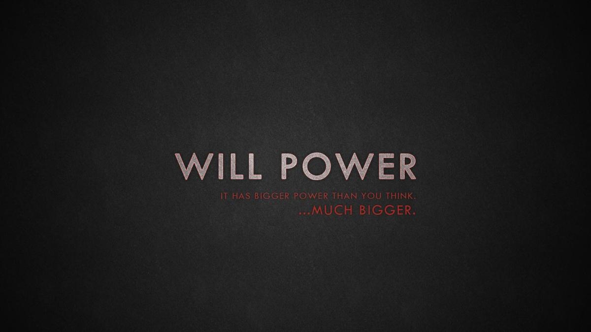 5 Seconds of WillPower